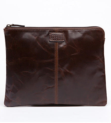 Moore & Giles Leather Tablet Pocket