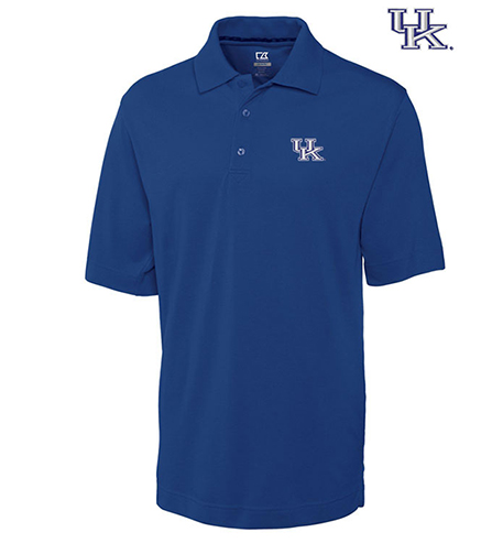 Cutter & Buck University of Kentucky Championship Polo