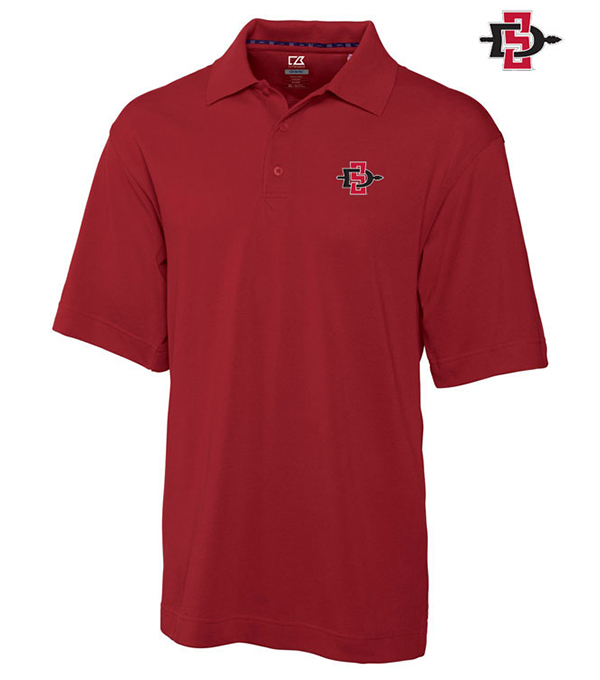 Cutter & Buck San Diego State University Championship Polo