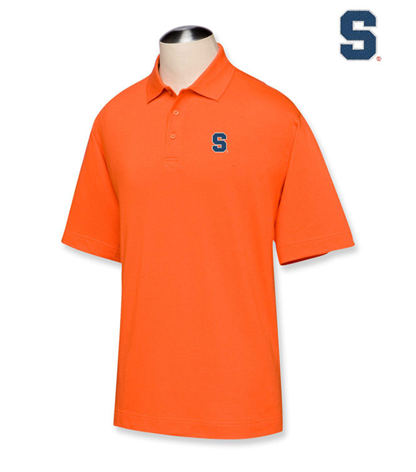Cutter & Buck Syracuse University Championship Polo