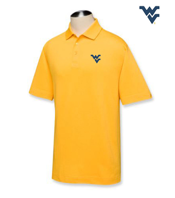 Cutter & Buck West Virginia University Championship Polo