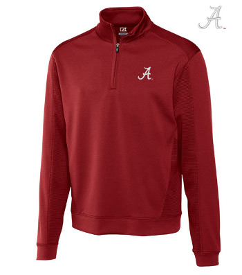 University of Alabama Edge Half-Zip Pullover