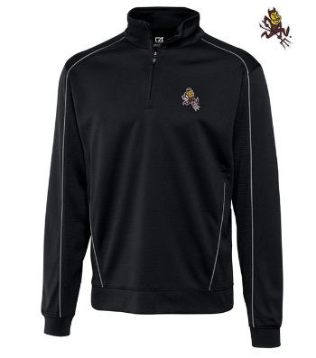 Arizona State University Edge Half-Zip Pullover