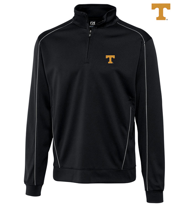 Cutter & Buck University of Tennessee Edge Half-Zip Pullover