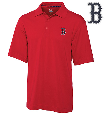 Cutter & Buck Boston Red Sox Championship Polo