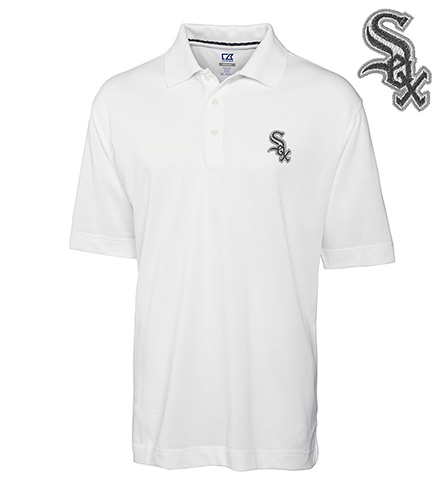 Cutter & Buck Chicago White Sox Championship Polo