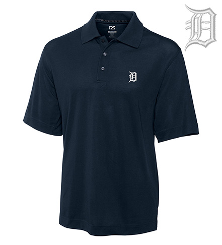Cutter & Buck Detroit Tigers Championship Polo