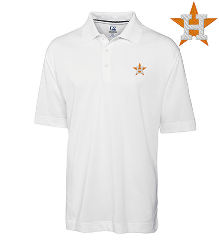 Cutter & Buck Houston Astros Championship Polo
