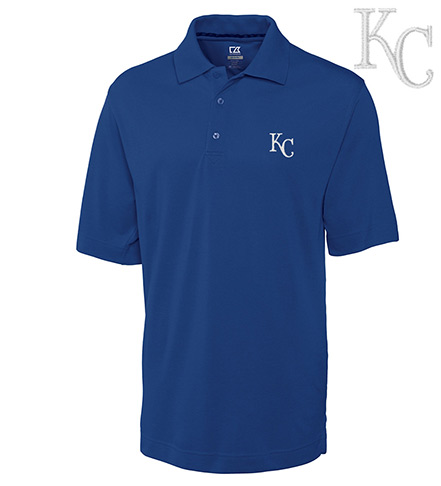 Cutter & Buck Kansas City Royals Championship Polo