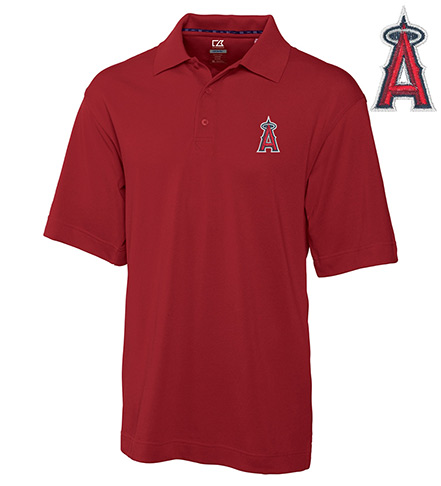 Cutter & Buck Los Angeles Angels Championship Polo