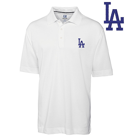 Cutter & Buck Los Angeles Dodgers Championship Polo