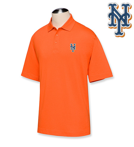 Cutter & Buck New York Mets Championship Polo