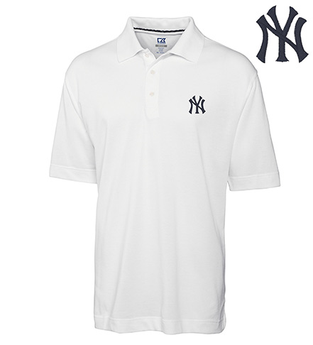 Cutter & Buck New York Yankees Championship Polo