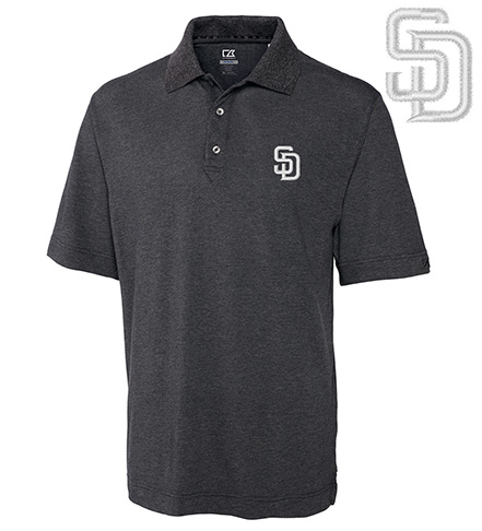 Cutter & Buck San Diego Padres Championship Polo