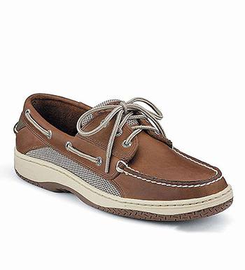 Billfish 3-Eye Boat Shoes