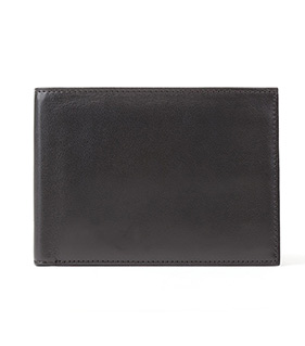 Deluxe Executive Wallet with Removable Passcase