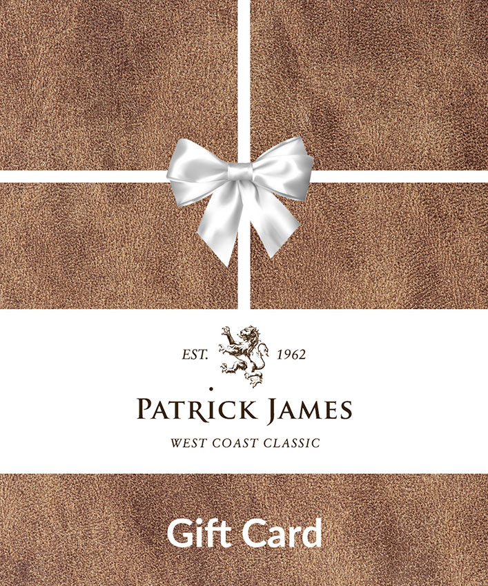 Patrick James Gift Certificate
